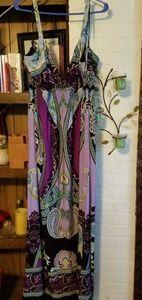 Avenue 26/28 maxi dress